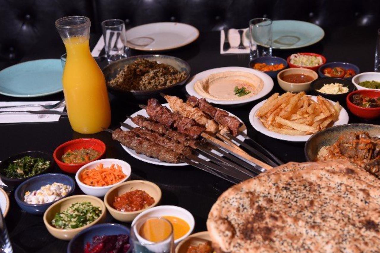 Узбекская еда
